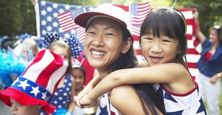 nombre d'immigrés aux Etats-Unis